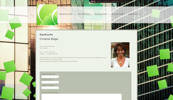 CMC Contact