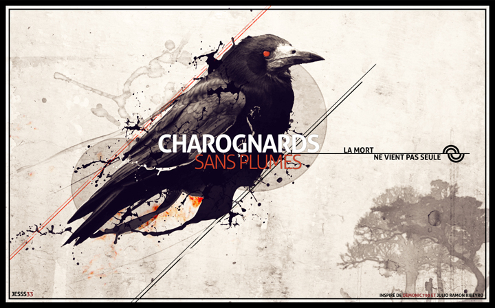 Charognards sans plumes